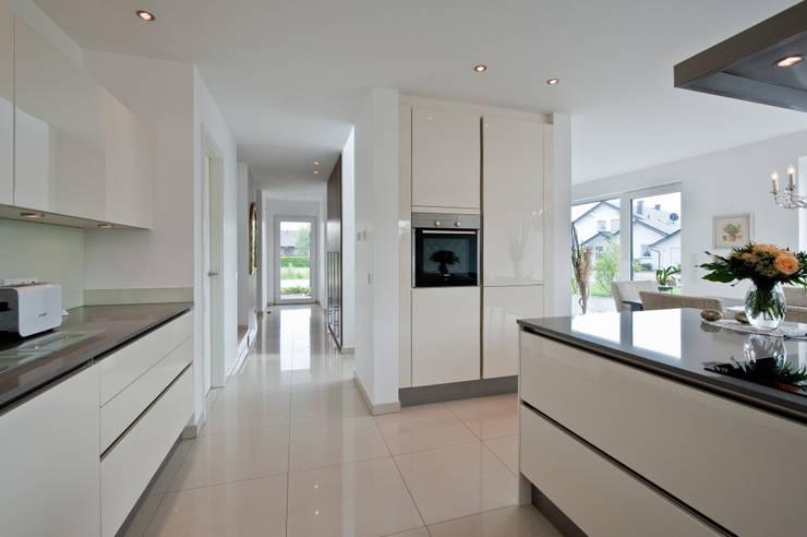Cocinas de estilo  de Architektur Jansen, Moderno