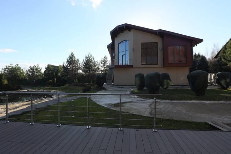 Гостевой дом: Дома в . Автор – ORT-interiors