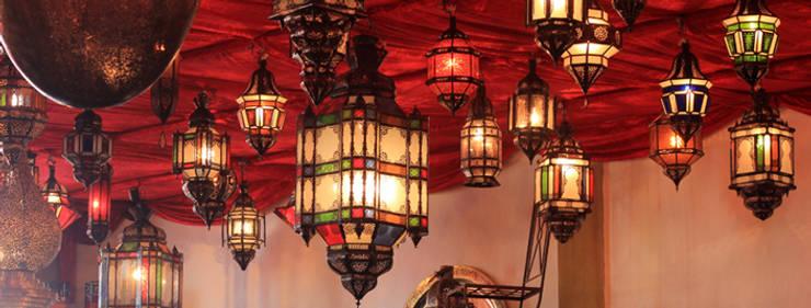 Największa oferta lamp orientalnych w Polsce: styl , w kategorii Gospodarstwo domowe zaprojektowany przez DomRustykalny.pl