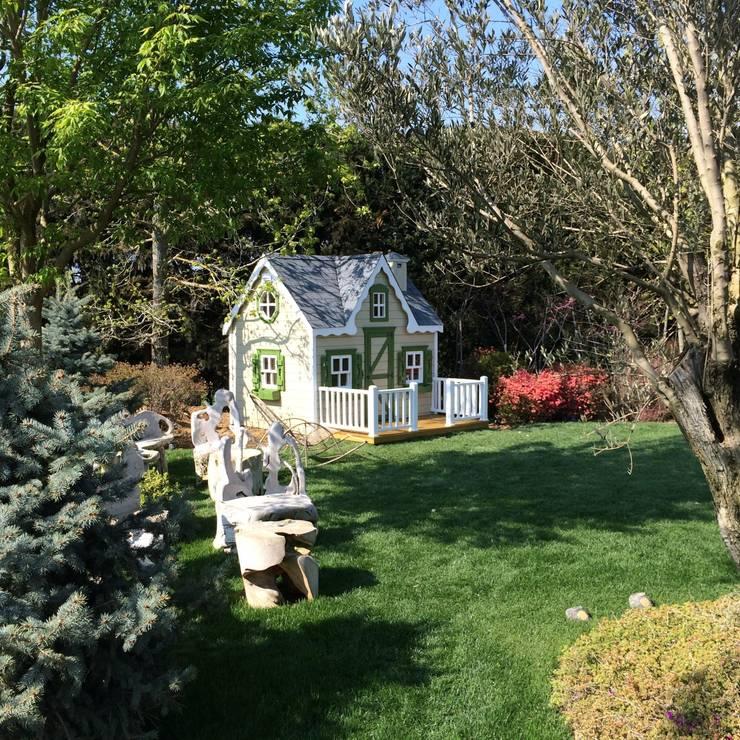 Jardim  por Minik Ev