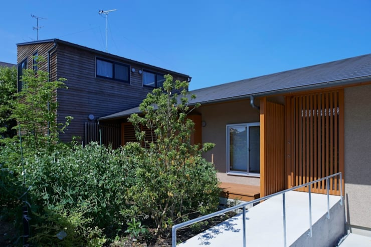外観: ムラカミマサヒコ一級建築士事務所が手掛けた家です。