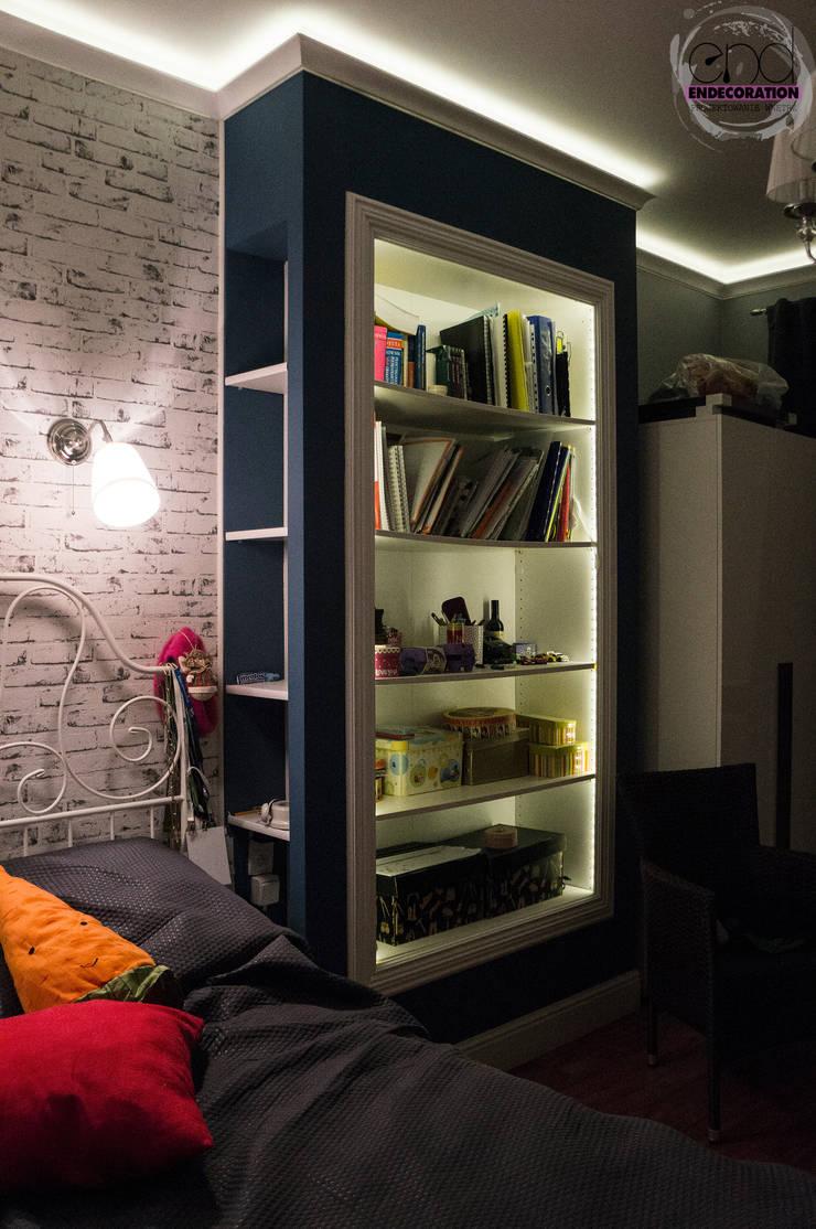 Chambre moderne par EnDecoration Moderne