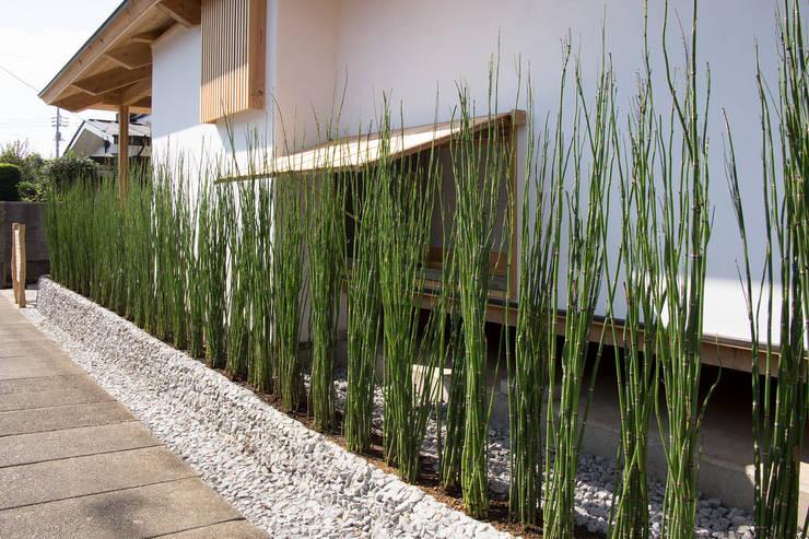 木造伝統工法のA邸: 建築設計事務所 山田屋が手掛けた家です。