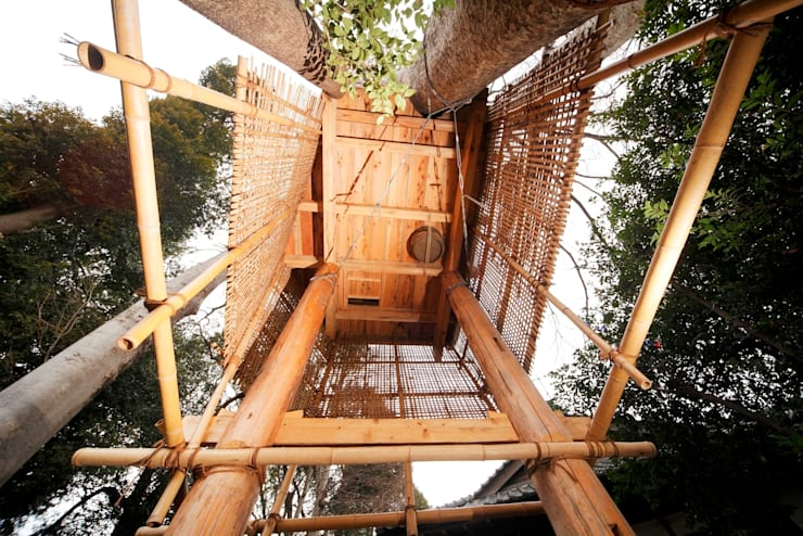 Tree house: 建築設計事務所 山田屋が手掛けた家です。