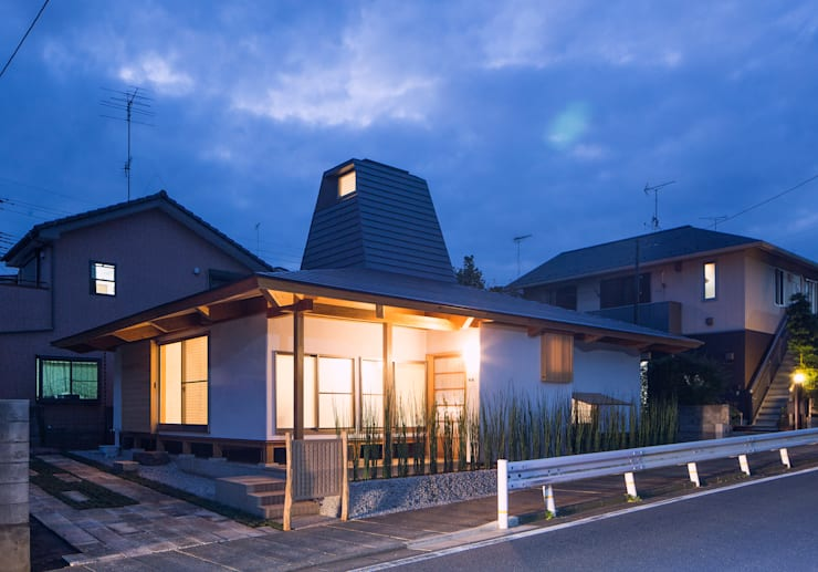 房子 by 建築設計事務所 山田屋
