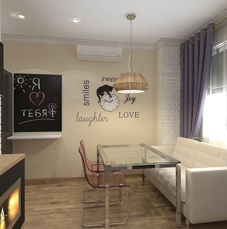 Квартира в Орехово: Коридор и прихожая в . Автор – Design