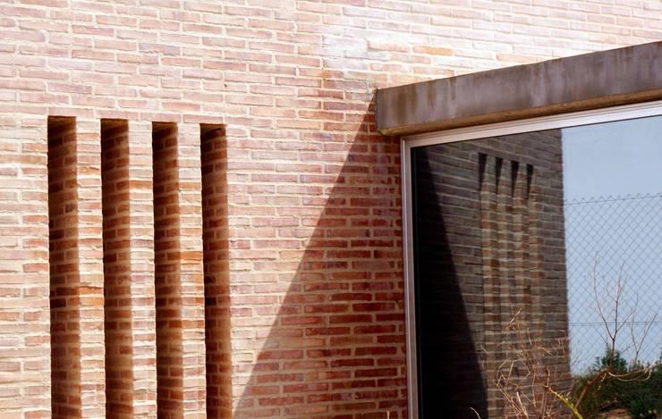 Casas mediterrânicas por Ascoz Arquitectura