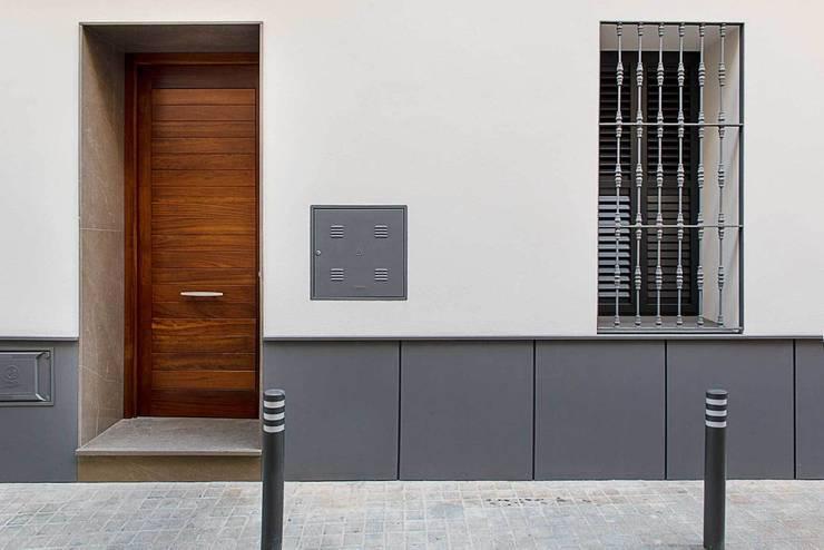 Casas modernas por Ardes Arquitectos