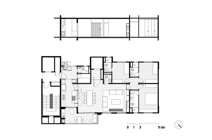 Apartamento em Perdizes:   por Vereda Arquitetos