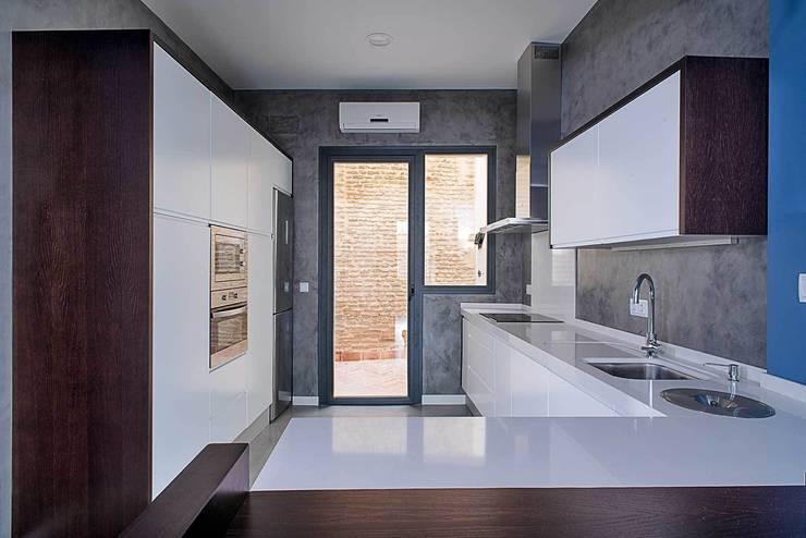 Cozinhas modernas por Ardes Arquitectos