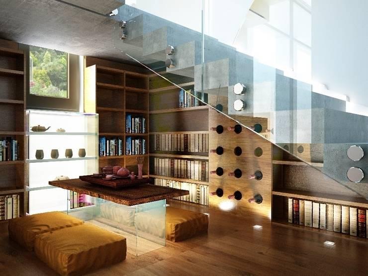 Осенняя резиденция:  в . Автор – GraniStudio