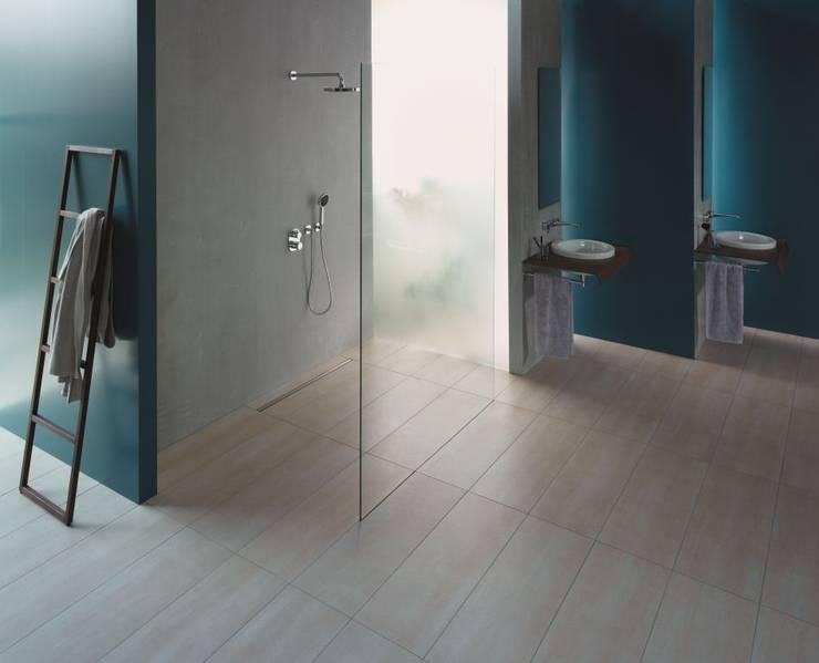 ACO ShowerDrain S: moderne Badkamer door ACO  BV