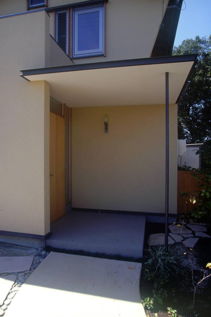 北外山の家: 風建築工房が手掛けた家です。,
