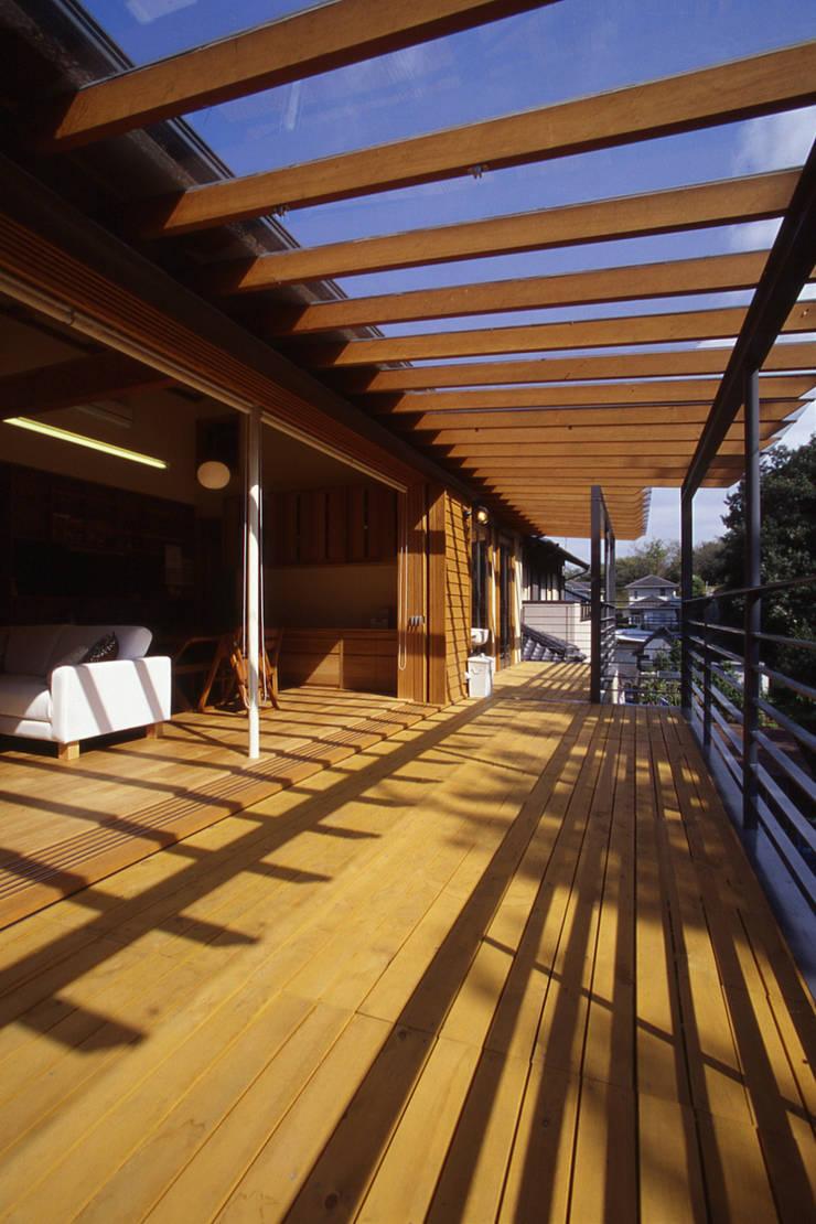 Terrasse von 風建築工房