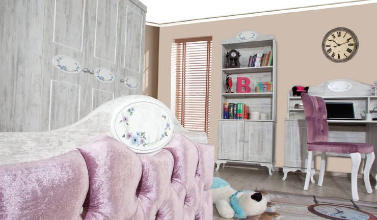 Alım Mobilya – Angel Youth Bedroom Set:  tarz Çocuk Odası
