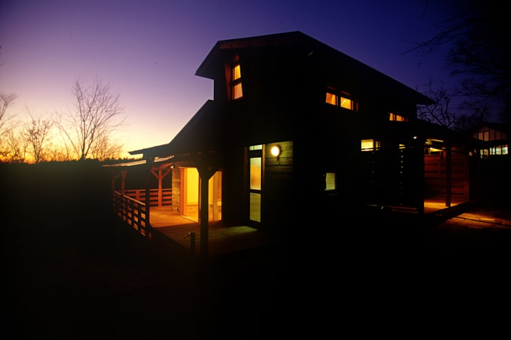 御嵩の家: 風建築工房が手掛けた家です。