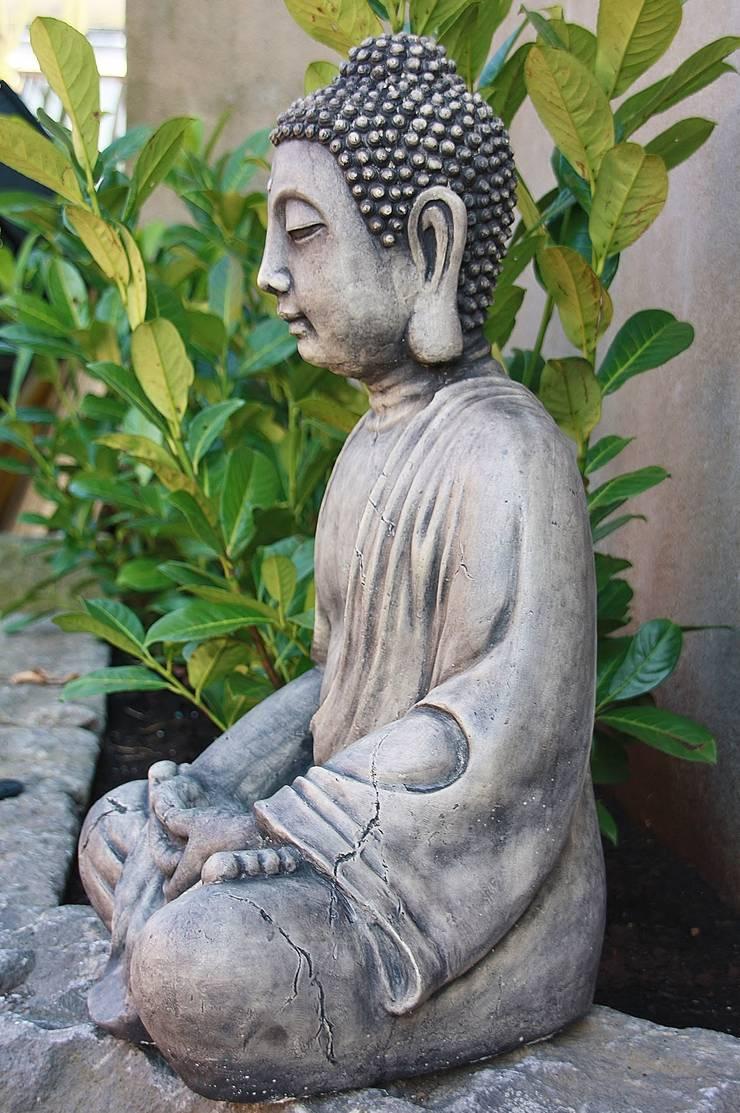 Buddhafiguren für den Garten von Steinfiguren Horn | homify