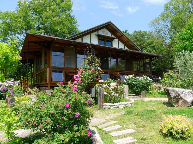 La  Province: 風建築工房が手掛けた家です。,