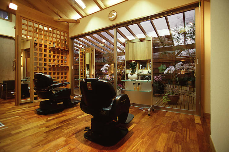 Atelier  Rapport: 風建築工房が手掛けた和室です。