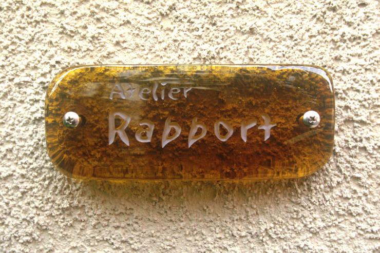 Atelier  Rapport: 風建築工房が手掛けた壁&床です。