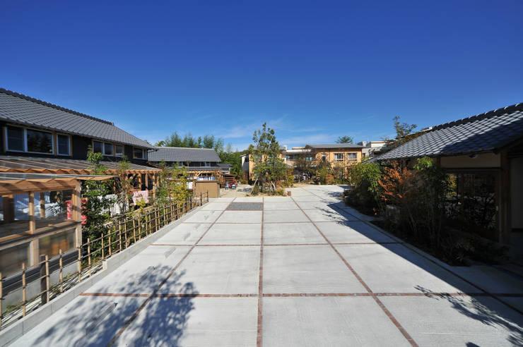 グループホーム・嬉楽家: 風建築工房が手掛けた家です。