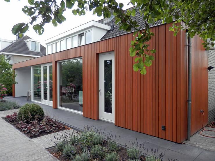 Uitbreiding Vleuten:  Huizen door CORPA, Modern