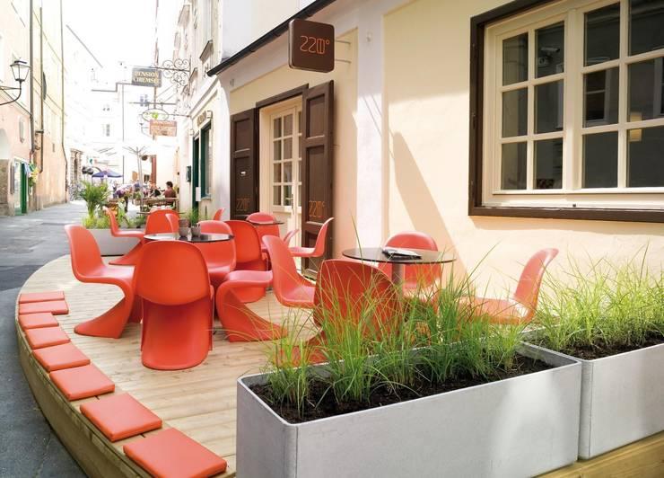 Aussenansciht 1:  Geschäftsräume & Stores von Geistlweg-Architektur