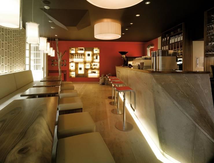 Innenansicht 2:  Geschäftsräume & Stores von Geistlweg-Architektur