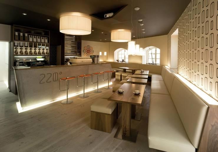 Innenansicht 6:  Geschäftsräume & Stores von Geistlweg-Architektur