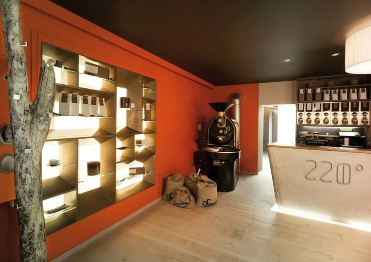 Innenansicht 1:  Gastronomie von Geistlweg-Architektur