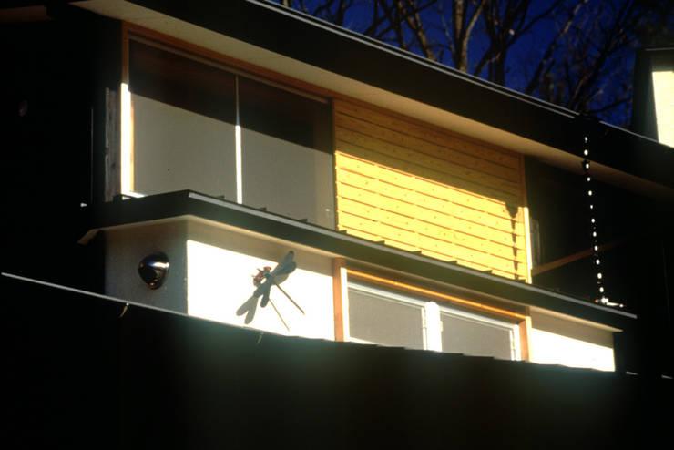 高嶺下住宅: 風建築工房が手掛けた家です。