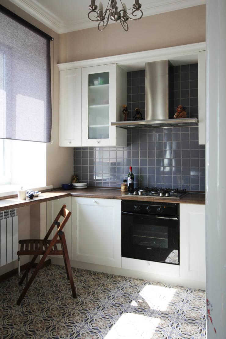 Blue: Кухни в . Автор – ASH