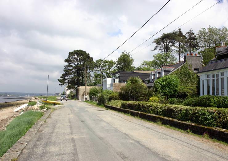 Casas de estilo  por Atelier de l'Ile