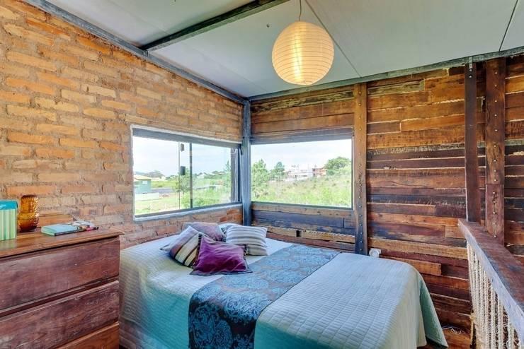 rustieke & brocante Slaapkamer door Ferraro Habitat