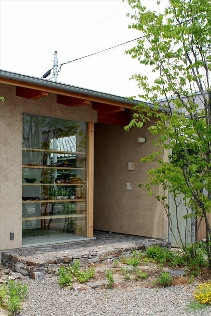 福釜の家: 神谷建築スタジオが手掛けた家です。,オリジナル
