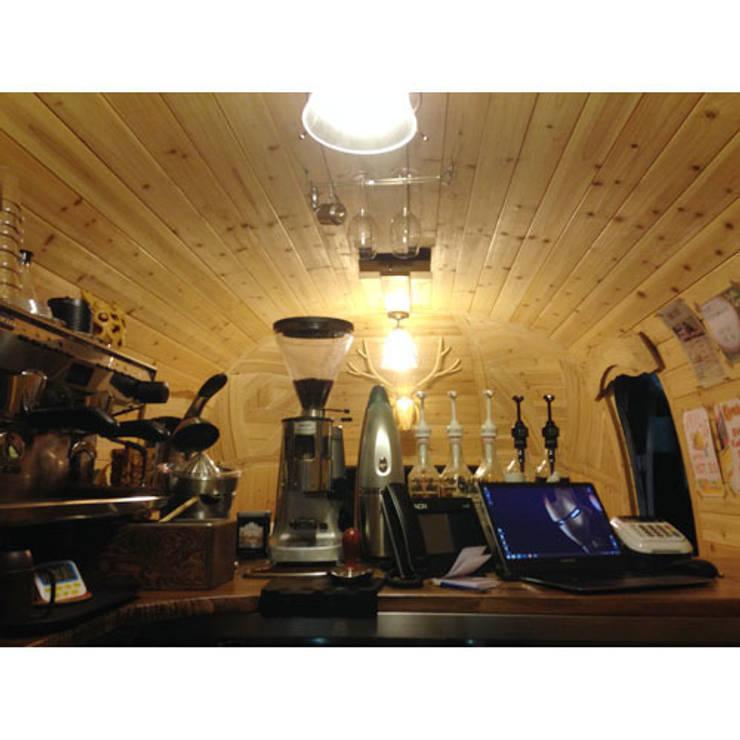 AIRSTREAM CAFE – Bang On: 토마디자인 TOMA DESIGN의