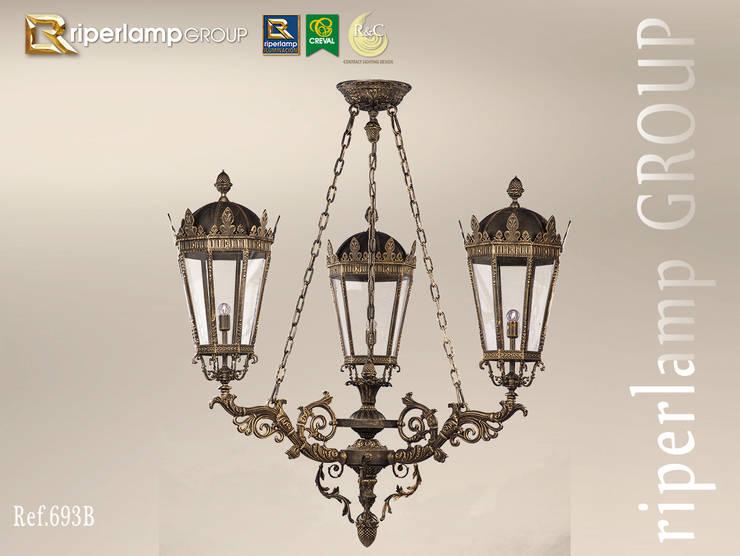 Lampadari In Ferro Battuto Da Esterno : Lampadario ferro battuto da giardino lampadario ferro battuto da