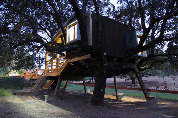 Casas rústicas por Urbanarbolismo