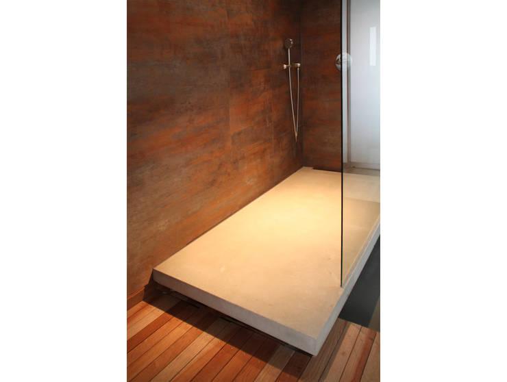 BETONT GmbHが手掛けた洗面所&風呂&トイレ