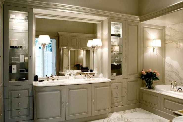 Devon&Devon Bath Couture 4:  Bathroom by Devon&Devon UK