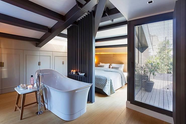 Bedroom by Esra Kazmirci Mimarlik