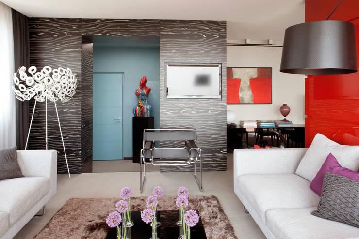 PDV studio di progettazione:  tarz Koridor, Hol & Merdivenler