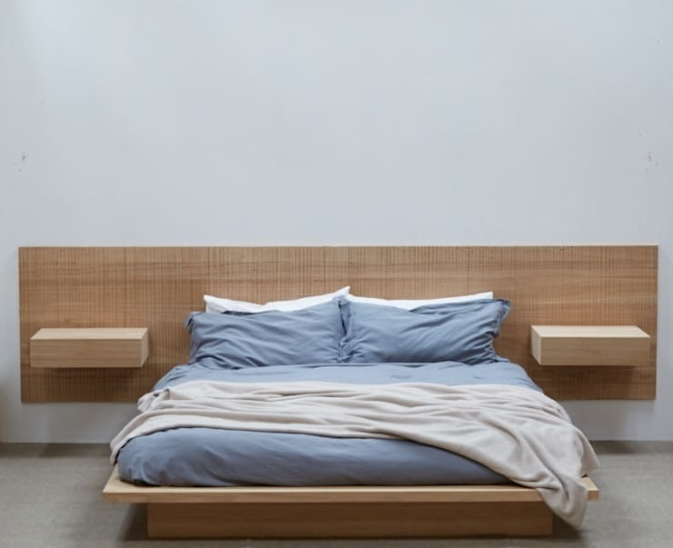 Bedroom by muto, Modern