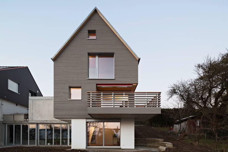 Дома в . Автор – Schwarz & Schwarz dipl. Architekten SIA