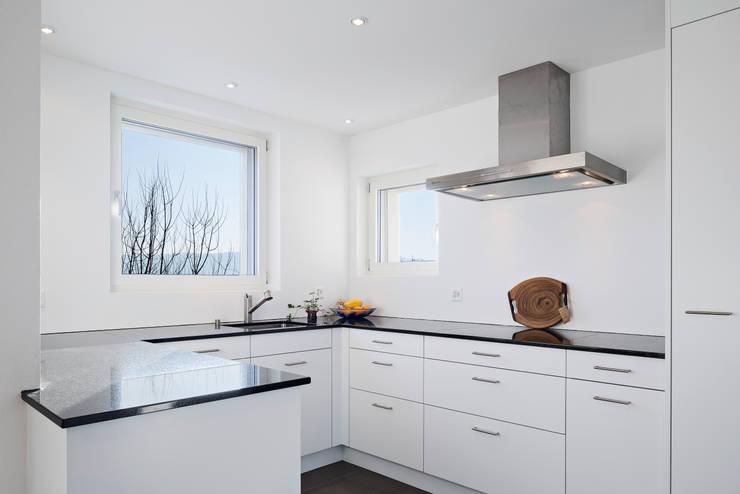 Кухни в . Автор – Schwarz & Schwarz dipl. Architekten SIA