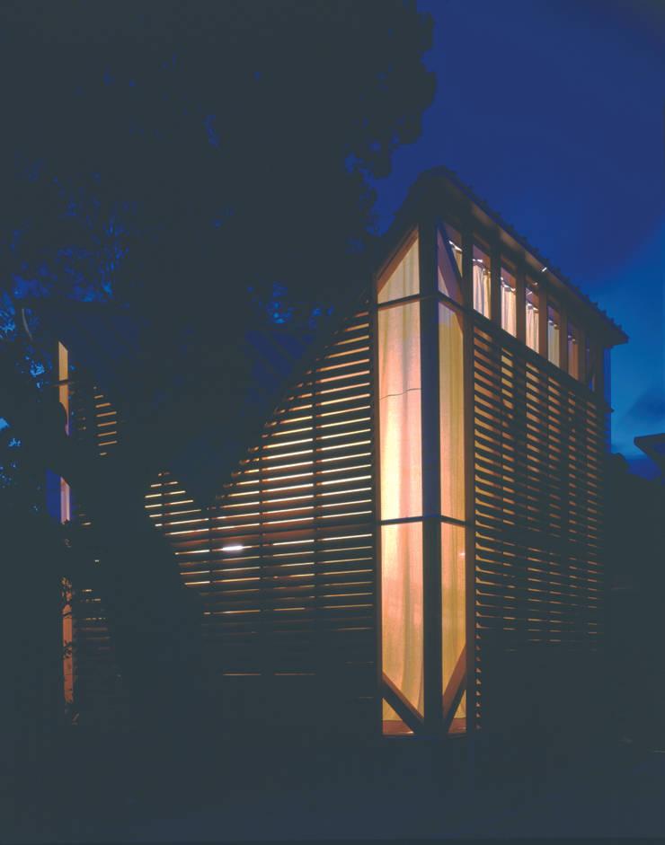 oi_mei_an: kaya+建築計画設計事務所が手掛けた家です。