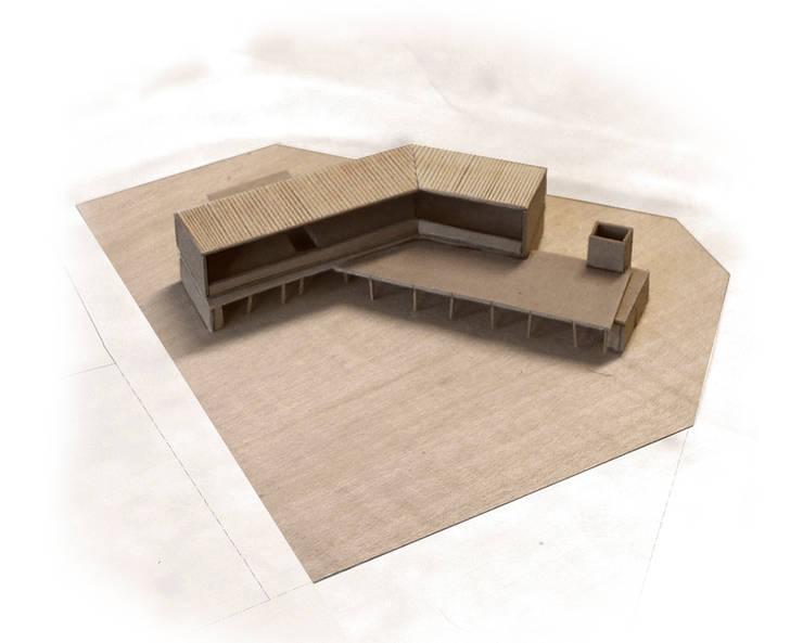 Maqueta de Proyecto:  de estilo  por BIAGIONI / PECORARI Arquitectos