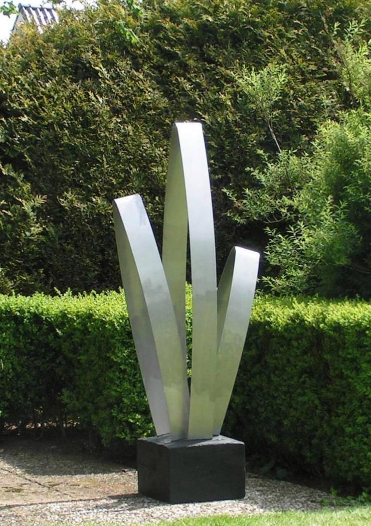 Fleur: modern  door Daan Parmentier, Modern