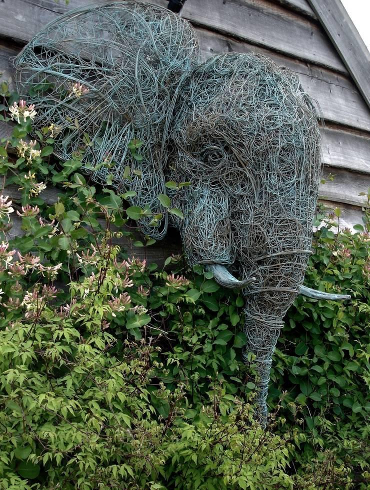 BaBar:  Garden by Rupert Till