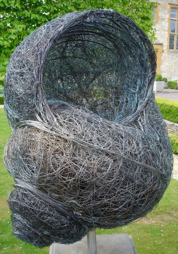 L'Escargot :  Garden by Rupert Till